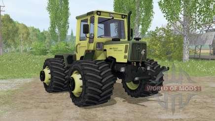 Mercedes-Benz Trac 1100 Turbꝋ for Farming Simulator 2015