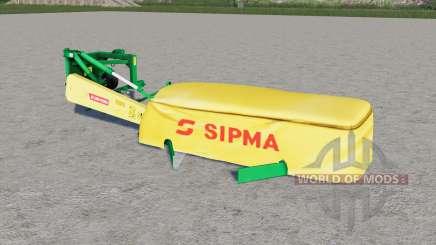 Sipma KD 1600 Preriᶏ for Farming Simulator 2017
