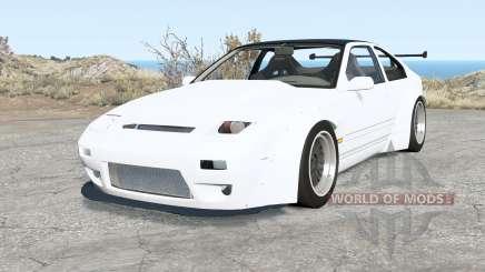 Ibishu 200BX Rocket Bunny v2.1 for BeamNG Drive