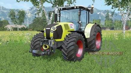 Claas Arioᶇ 650 for Farming Simulator 2015
