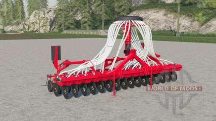 Kuhn BTF 4000 for Farming Simulator 2017