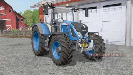 Fendt 712〡716〡720〡724 Vario for Farming Simulator 2017