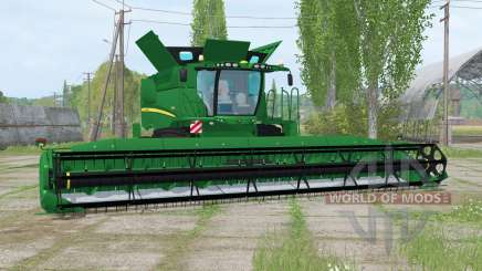 John Deere S690ᶖ for Farming Simulator 2015