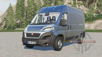 Fiat Ducato Van (290) 201Ꝝ for Farming Simulator 2017