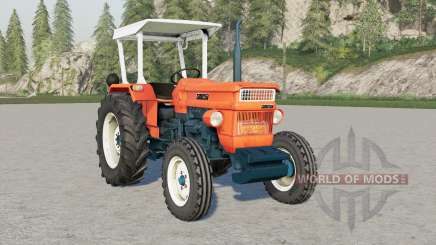 Fiat 400 & 500 series for Farming Simulator 2017