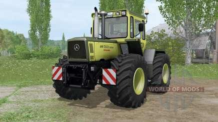 Mercedes-Benz Trac 1800 intercooleᵳ for Farming Simulator 2015