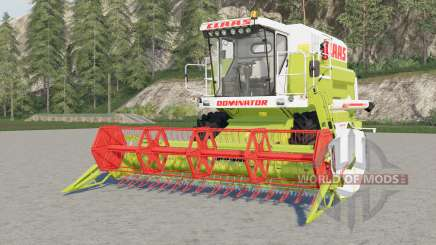 Claas Dominator 108 SL Maxi for Farming Simulator 2017