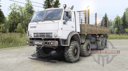 Kamaz 63ⴝ0 for Spin Tires