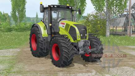 Claas Axioꞥ 850 for Farming Simulator 2015