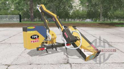Ferri TPE 600 Evo for Farming Simulator 2015