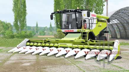 Claas Lexion 780 TerraTraƈ for Farming Simulator 2015