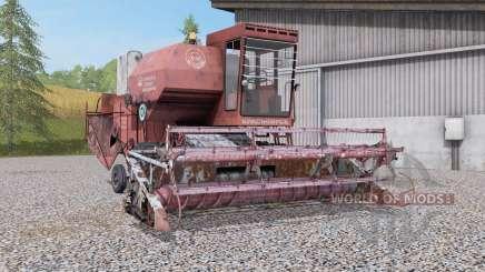 Yenisei 1Զ00-1 for Farming Simulator 2017