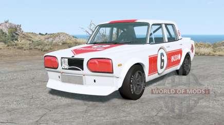 Ibishu Miramar V6 for BeamNG Drive