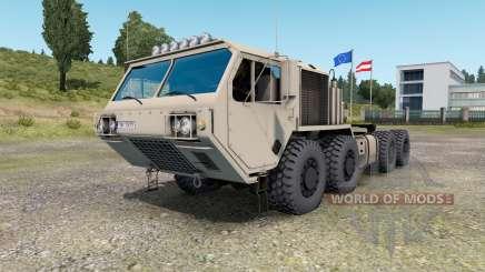 Oshkosh Hemtt (M983A4) for Euro Truck Simulator 2