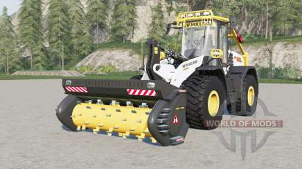 New Holland W190D forest for Farming Simulator 2017