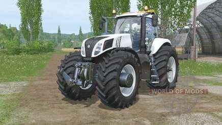 New Hollaᵰd T8.320 for Farming Simulator 2015