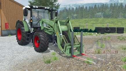 Fendt F 380 GTA Turbꝍ for Farming Simulator 2013