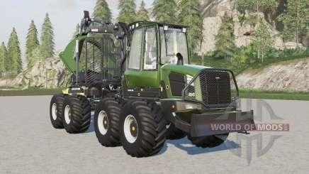 Komatsu 895 Clambunk for Farming Simulator 2017