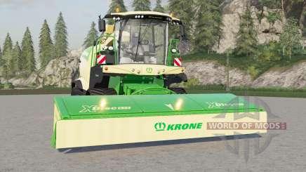 Krone BiꞠ X 1180 for Farming Simulator 2017