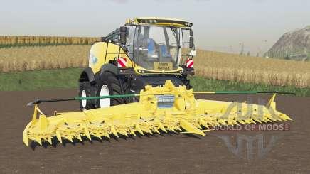 New Holland FⱤ780 for Farming Simulator 2017