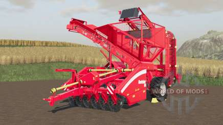 Grimme Rootster 604 for Farming Simulator 2017