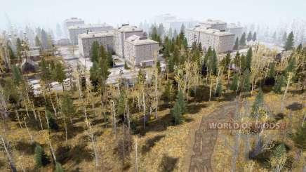 Siberian Forest 2 for MudRunner