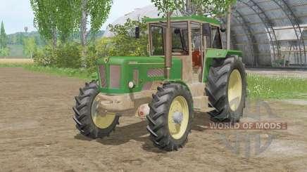 Schluter Super 1050 V for Farming Simulator 2015