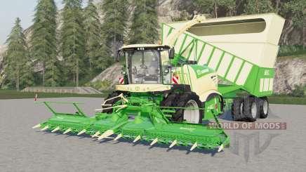 Krone BiG X 1180 Cargo v1.1.1 for Farming Simulator 2017