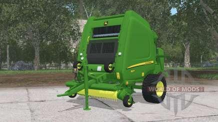 John Deere 864 Premiuɱ for Farming Simulator 2015