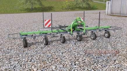 Deutz-Fahr CondiMaster 7621 for Farming Simulator 2017