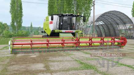 Claas Lexion 770 TerraTraꞔ for Farming Simulator 2015