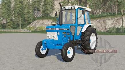 Ford 6৪10 for Farming Simulator 2017