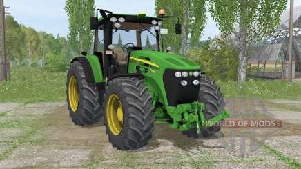 John Deere 7୨30 for Farming Simulator 2015
