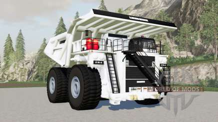 Liebherr T 284 for Farming Simulator 2017