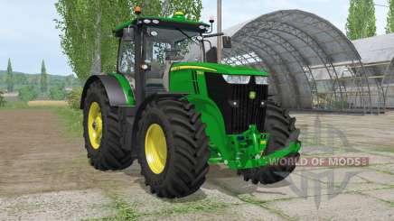 John Deere 7290R & 8370Ꞧ for Farming Simulator 2015
