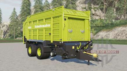 Schuitemaker Rapide ƽ80V for Farming Simulator 2017