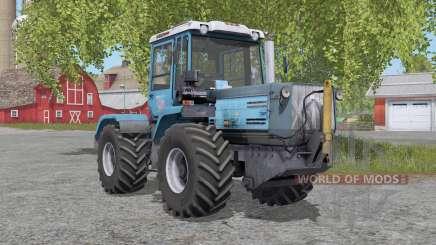 T-150K-09-25 with otvaloᴍ for Farming Simulator 2017