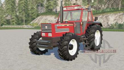 Fiat 180-90 Turbo DŦ for Farming Simulator 2017