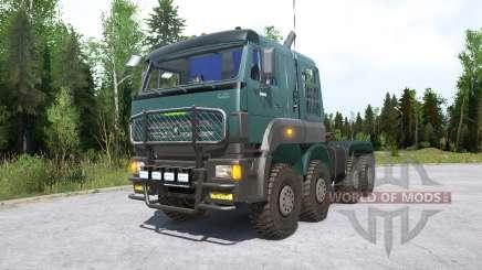 Kamaz-652Ձ8 for MudRunner