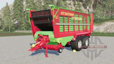 Strautmann Magnon CFS 430 DO for Farming Simulator 2017