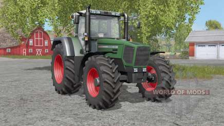 Fendt Favorit 800 Turboshifꚑ for Farming Simulator 2017