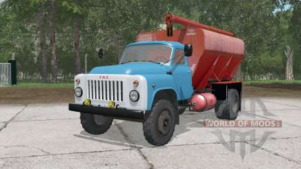 Gaz 53 SSC 10 for Farming Simulator 2015