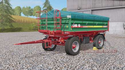 Metaltech DB ৪ for Farming Simulator 2017