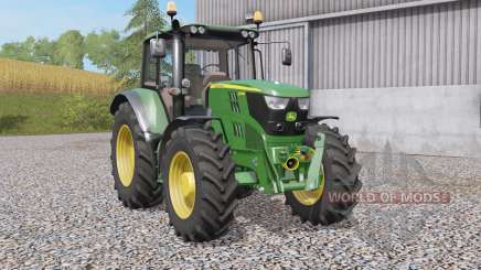 John Deere 6115Ꙧ for Farming Simulator 2017