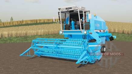 Bizon Rekord Ꙁ058 for Farming Simulator 2017