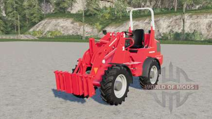 Weidemann 1770 CX ⴝ0 v1.1 for Farming Simulator 2017