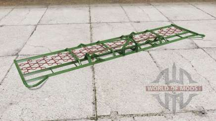 Meadow net harrow for Farming Simulator 2015