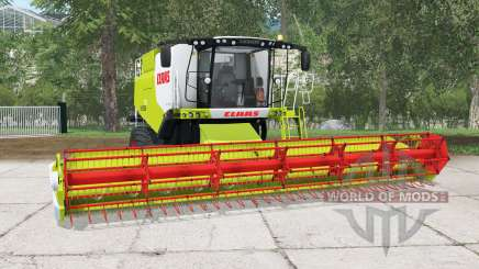 Claas Lexion 770 TerraTraƈ for Farming Simulator 2015