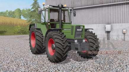 Fendt Favorit 610 LSA Turbomatik E for Farming Simulator 2017