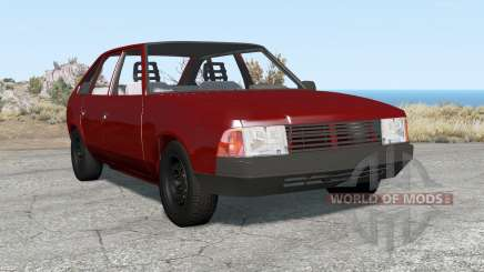 Moscow-2141 for BeamNG Drive